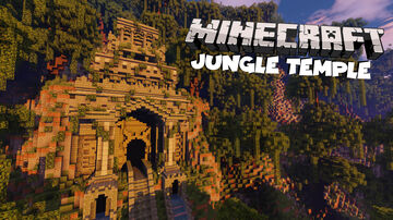 Jungle Temple Minecraft Map & Project