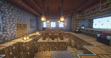 Cute Smallish house! (schematic 1.16.3) Minecraft Map & Project