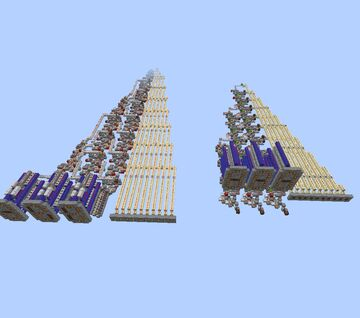 redstone base converter (2 to 10 and 10 to 2) [1.16+] Minecraft Map & Project