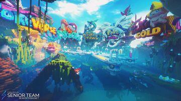 Pokemon Hub Minecraft Map & Project