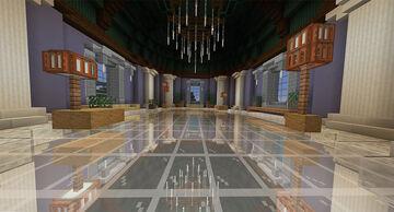 Mirror floor Minecraft Map & Project