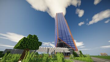 Atrio Towers Minecraft Map & Project