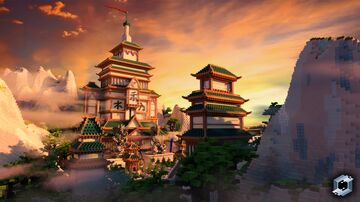 Temple of Zon Xang Minecraft Map & Project
