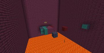 Nether parkour map!!! Minecraft Map & Project