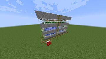 Fazenda de Cactus  ~Escrevi errado de propósito~ (BETA)  //  Cactus Farm ~ Wrong on purpose ~ (BETA) Minecraft Map & Project