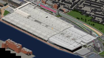 ExCeL London 1:1 Recreation Minecraft Map & Project