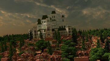Zatopeny City Minecraft Map & Project