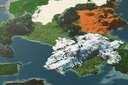 Oblaaniik 6000 x 6000 Minecraft Map & Project