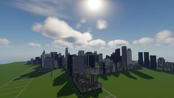 New York Minecraft Map & Project