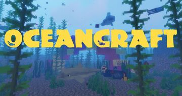 OceanCraft [Map Project] Minecraft Map & Project