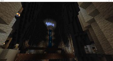 Dark Souls 1: The Catacombs Minecraft Map & Project