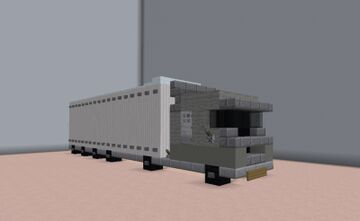 Truck Minecraft Map & Project
