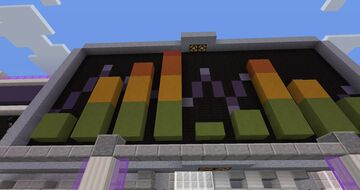 BlockParty Lobby Minecraft Map & Project