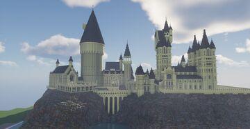 Hogwarts - Harry Potter Minecraft Map & Project