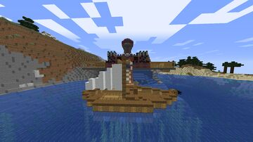AMAZING CASTLE Minecraft Map & Project