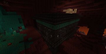 Functional Nether Base - MC 1.16.1 Minecraft Map & Project