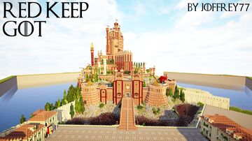  Red Keep - Game of Thrones   Minecraft Map & Project