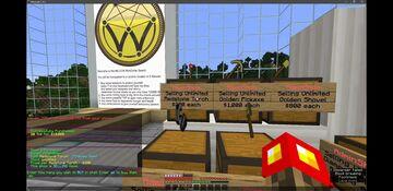 WeAre webd$ treasure hunt and casino Minecraft Map & Project