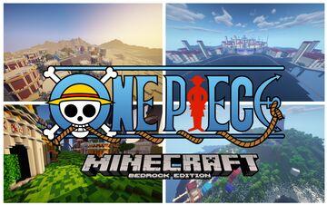 (MC Bedrock) One Piece World Project [W.I.P] Minecraft Map & Project