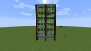 Sugarcane Farm Minecraft Map & Project
