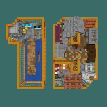 Minecraft Variety Advent Calendar Day 19 Minecraft Map & Project