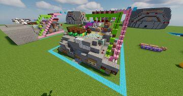 Mini game - Polka dance Minecraft Map & Project