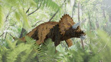 Dinosaur Minecraft Map & Project