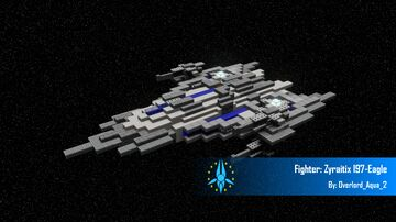 Fighter: Zyraitix I97-Eagle Minecraft Map & Project
