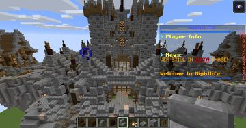 mideval skywars Minecraft Map & Project