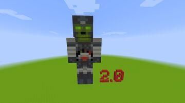 Cyprezz 2.0 Statue Minecraft Map & Project
