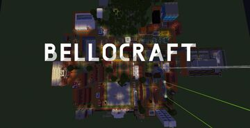 Bellocraft | realese Minecraft Map & Project