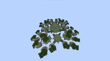 Hypixel SkyWars Mega Doubles map Onset Minecraft Map & Project