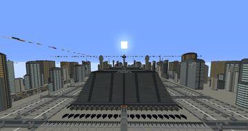 Jedi Temple on Coruscant map | Minecraft 1.12.2 Minecraft Map & Project