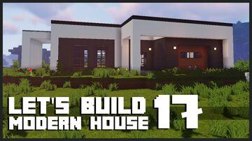 Minecraft Modern Beach House Minecraft Map & Project