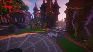 BlokDelisi 150x150  Medieval Lobby | by Mamisya Minecraft Map & Project