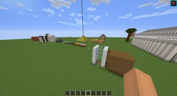 Constructions Minecraft Map & Project
