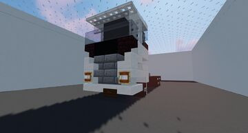 Tata Prima (6 Wheeler) Minecraft Map & Project