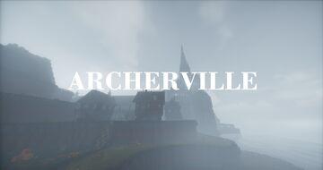 Archerville | A Minecraft Medieval City Minecraft Map & Project