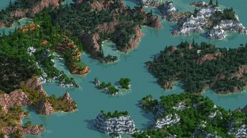 Saich Punch -  (worldpainter) Minecraft Map & Project