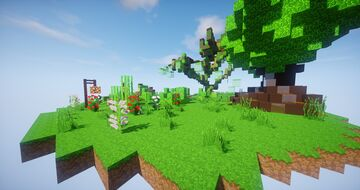 ⚔ NATURAL MINI-GAME [LOBBY]  + DOWNLOAD FREE ⚔ Minecraft Map & Project