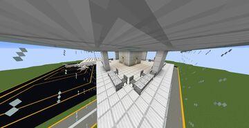 YCF Airport (Custom Airport Cashew Fluff International Airport) Minecraft Map & Project