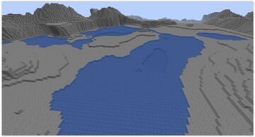 Pluto Planet (fixed version Minecraft Map & Project