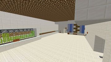 High Tech Redstone House Minecraft Map & Project