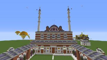 Agios Adrianos (Justopouli Acropolis) Minecraft Map & Project