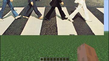 MASSIVE PIXEL ART PHOTO (99% REALISTIC) Minecraft Map & Project