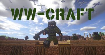 WW-Craft [Map Project] Minecraft Map & Project