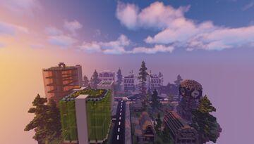 Evolution City Minecraft Map & Project
