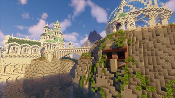 BagelCraft-Final Hour Minecraft Map & Project