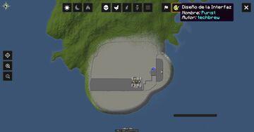 pacific rim shatterdome mas ciudad con mods incluidos para la 1.7.10 Minecraft Map & Project