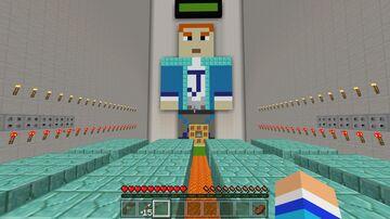 JJJ Wong boss battle (55 Subs special) Minecraft Map & Project